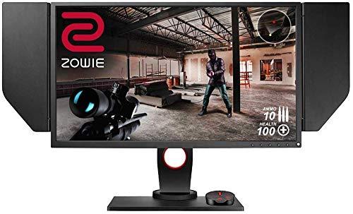 BenQ ZOWIE XL2546 - 24 Zoll 240Hz eSports Monitor (DyAc, Black eQualizer, Höhenverstellbar, Shields, S-Switch Controller) für PC Gaming