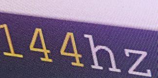 144Hz (Hertz) auf Monitor unter Windows 10 einstellen