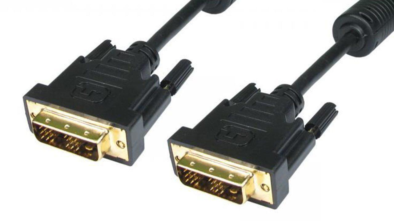 DVI-D Dual Link Kabel für Monitor