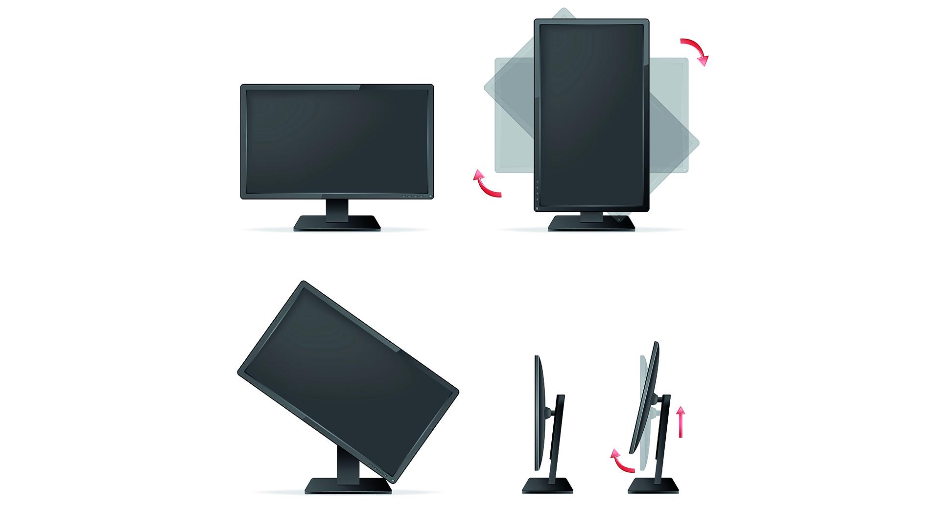 Pivot Monitor