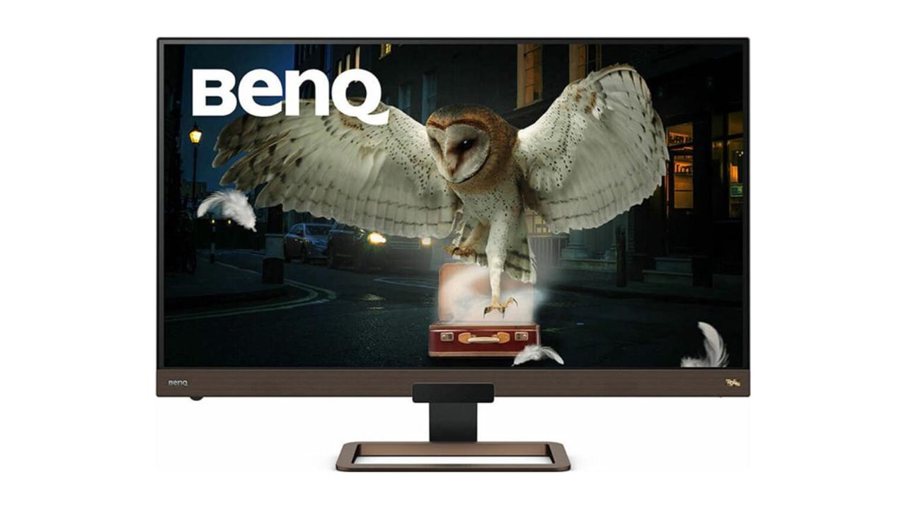 Benq EW3280U - PS4 Gaming Monitor