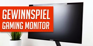 Samsung Monitor Gewinnspiel