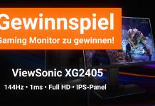 Gewinnspiel: ViewSonic ELITE Gaming-Monitor zu gewinnen 1