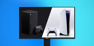 Bester Gaming Monitor für PS5 und Xbox Series X neu