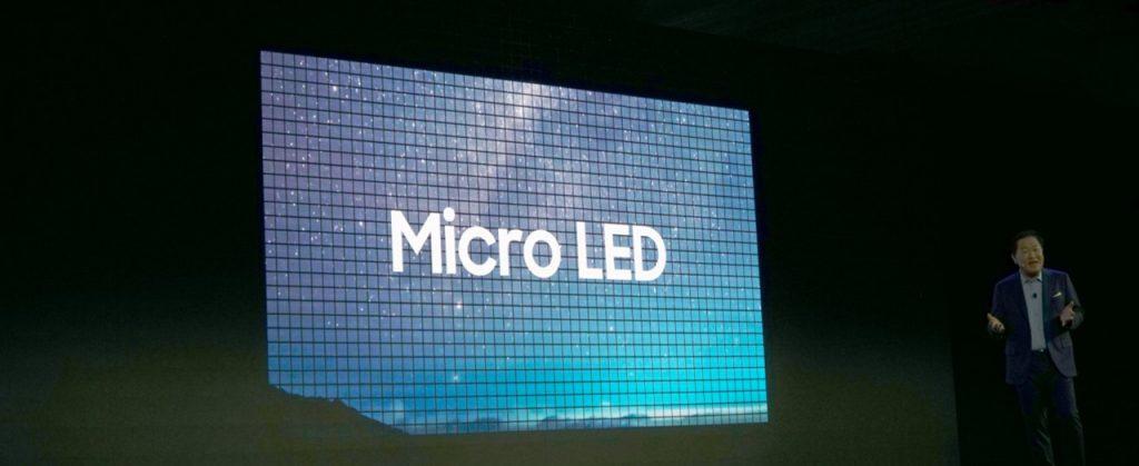 """Micro-LED """"The Wall"""" von Samsung vorgestellt"""