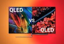QLED vs OLED - Unterschiede Vor- und Nachteile