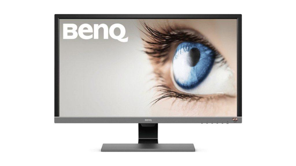 Augenschonender Monitor - BenQ EL2870U